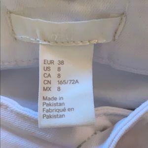 H&M Jeans - H&M white jean pant